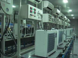AC production line