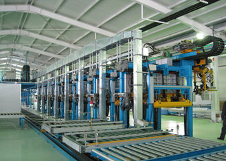Cabinet Foaming Line Automatical For Refrigerator Assembly Line With Long Life , Speed Adjustable
